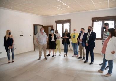 La Diputació de Castelló aposta pel patrimoni de la província en invertir 160.000 euros en la rehabilitació de la Casa del Latonero del Santuari de la Cova Santa d'Altura