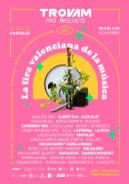 cartell fira valenciana de la musica