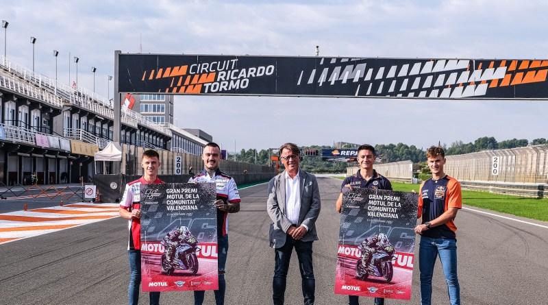 El públic i Valentino Rossi seran els grans protagonistes de la cita valenciana del motociclisme