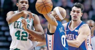 Horford anota 14 puntos en el revés de los Celtics