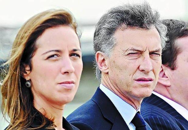 Photo of Macri y Vidal tuvieron que huir de un escrache de familiares de discapacitados