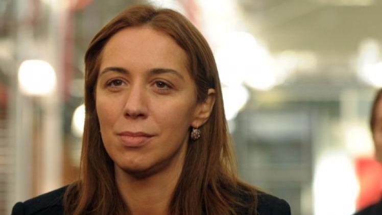 Photo of Vidal: «Estamos habituados a que el kirchnerismo haga campaña mintiendo»