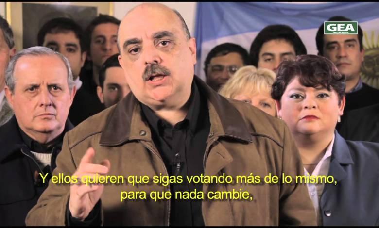 Photo of El Estado Argentino pagará 20 millones al partido neonazi de Alejandro Biondini