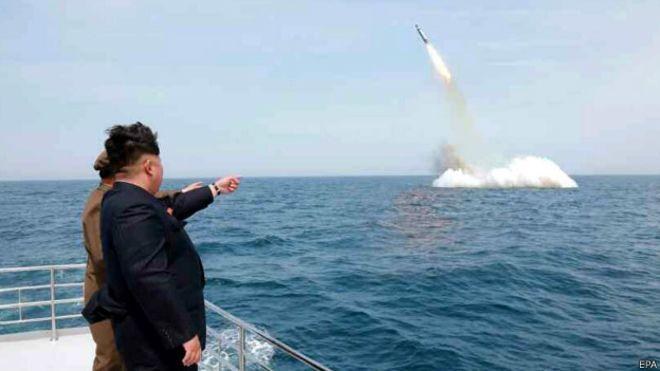 Photo of ALARMANTE: Corea del Norte lanzó un misil sobre Japón
