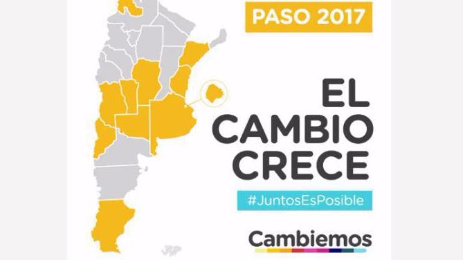 Photo of Cambiemos sigue afirmando falsamente que ganó la Provincia de Buenos Aires