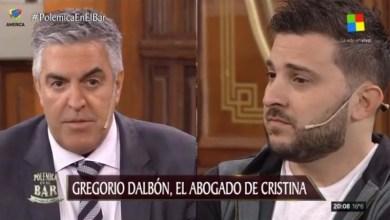 Photo of Fuerte cruce al aire entre el abogado de Cristina y Diego Brancatelli