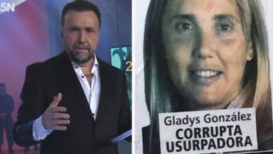 Photo of Enteráte del extenso prontuario de la candidata que estaba investigando Navarro antes de ser censurado