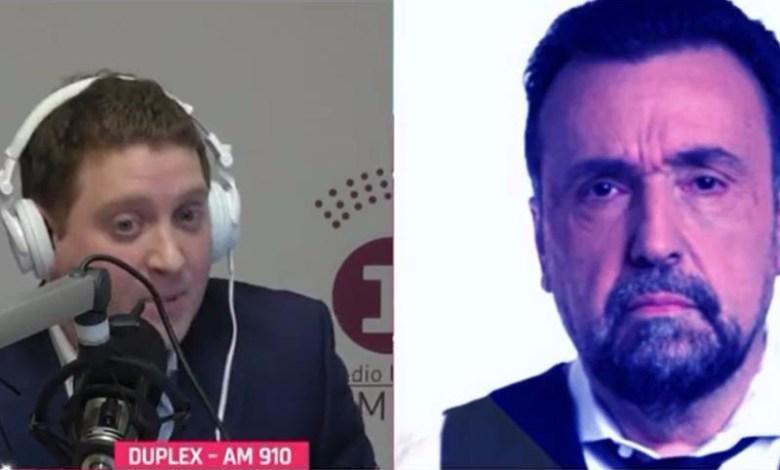 Photo of Jonatan Viale: «A Navarro lo echó Cristóbal López por la deuda del canal con la AFIP»