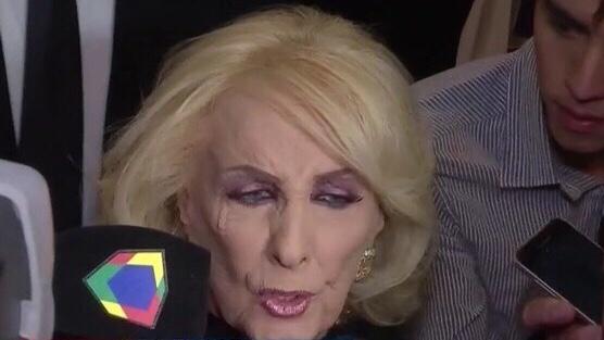 """Mirtha sacada luego de perder contra Andy Kusnetzoff: """"No vengo nunca más"""""""
