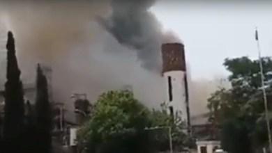 Photo of Al menos un muerto y 15 heridos en explosión de una cerealera