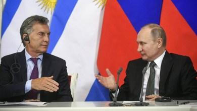 Photo of Chubut salió a negar el acuerdo anunciado entre Macri y Putin