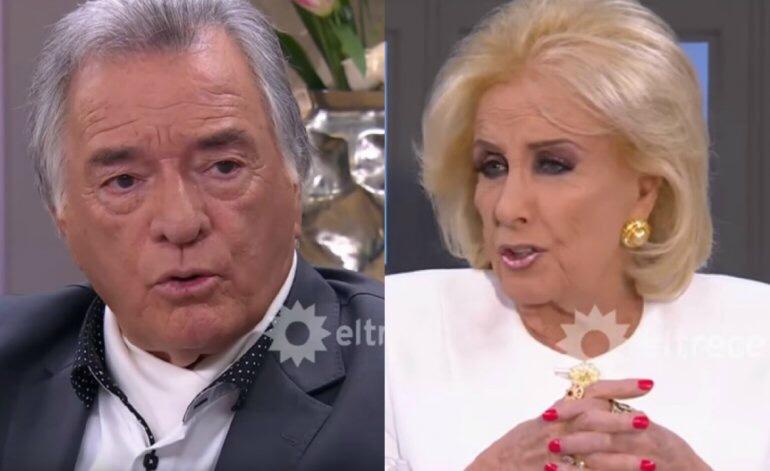 Barrionuevo le confesó a Mirtha quien va a ser el primero en ir preso de Cambiemos