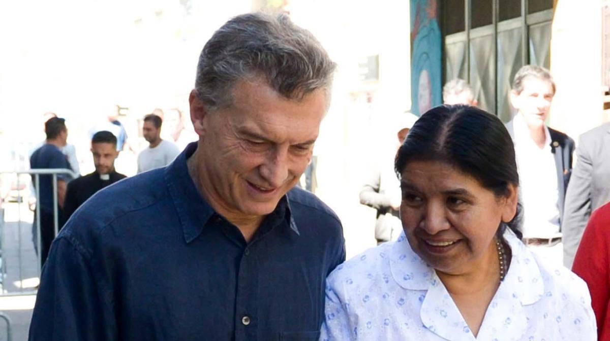 ¿Margarita Barrientos se está quedando con bienes de la TV Pública?