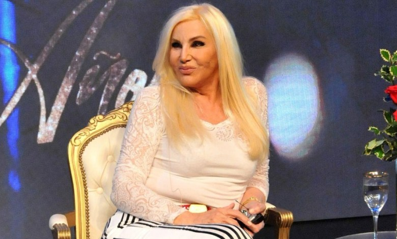 Photo of Susana Giménez sobreseída
