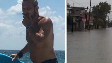 Photo of Cientos de evacuados por el temporal mientras Frigerio vacaciona en Miami