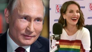 Photo of Natalia Oreiro desafió abiertamente a Putin
