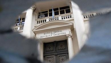 Photo of El patrimonio neto del Banco Central bajó 44% en una semana