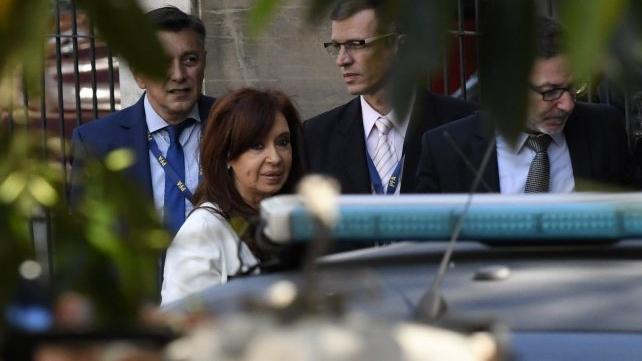 Photo of Así espiaban ilegalmente a Cristina Fernández de Kirchner