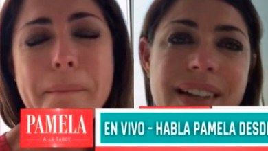 Photo of Pamela David se quebró al aire y reveló que Daniel Vila fue operado