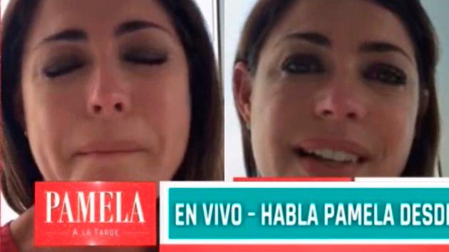 Photo of Pamela David se quebró al aire y reveló que Daniel Vila fue operado
