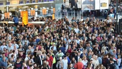 Photo of Por una crema evacuaron una terminal y 60 vuelos fueron afectados