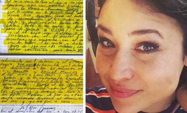 """Photo of ¿Qué dijo Julia Mengolini de la opereta de los """"Cuadernos K""""?"""