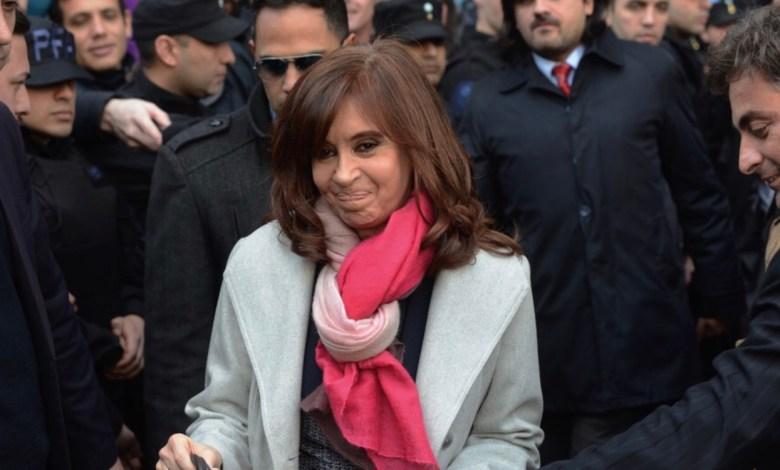 """Photo of Cristina: """"No tengo ningún inconveniente en que el Senado autorice lo solicitado por Bonadío"""""""