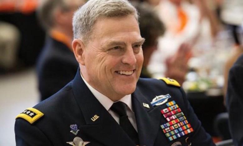 """Photo of El jefe del Ejército de los EEUU llega a la Argentina para """"coordinar estrategias"""""""