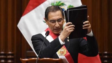 Photo of El presidente de Perú amenaza con disolver el Congreso