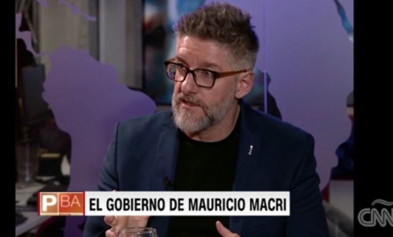 Photo of ¿NOVARESIO ARREPENTIDO?: «El proyecto económico de Macri ha fracasado»