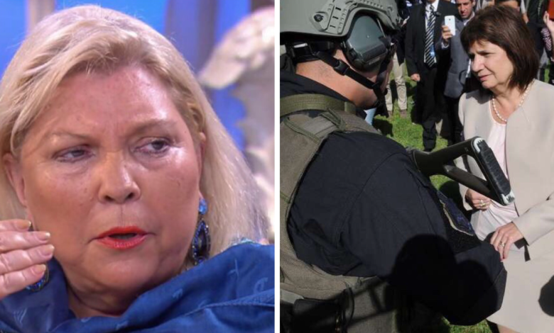 Photo of NARCO-ESCÁNDALO| Gendarmería le contestó a Carrió