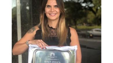 Photo of Otorgan reconocimiento a Amalia Granata