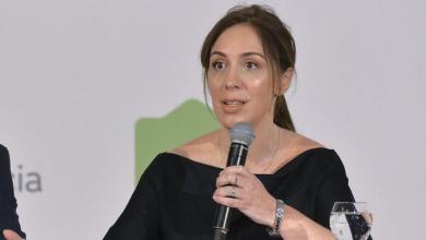 La visita de la cuestionada gobernadora de la Provincia de Buenos Aires, María Eugenia Vidal, a un distrito del interior bonaerense, derivó en un escrache contra la discípula política de Mauricio Macri.