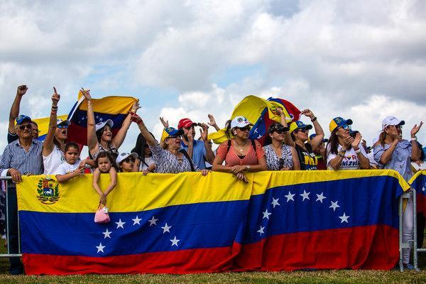 Photo of Rusia cree que el golpe en Venezuela es una prioridad de Estados Unidos