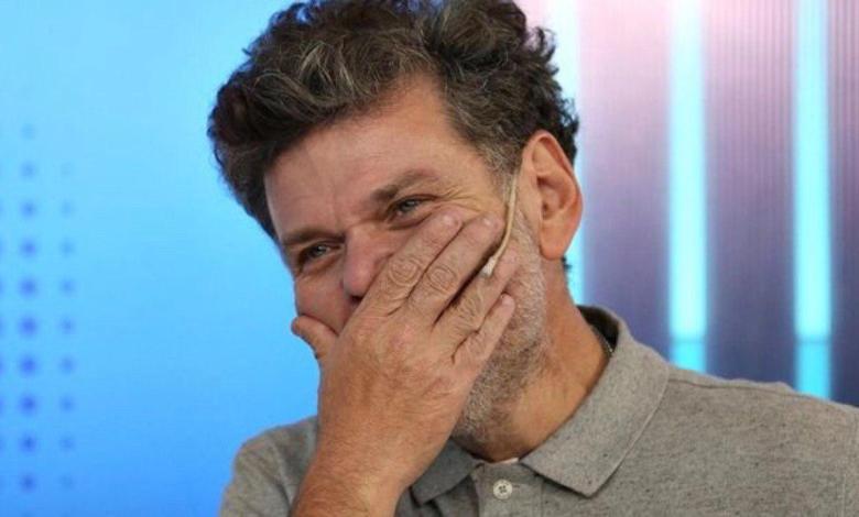 Photo of Alfredo Casero se va del país