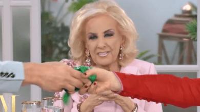 """Photo of Mirtha Legrand: """"A Alberto Fernández no lo voy a tener en mi mesa"""""""