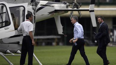 Photo of Senador denuncia que Macri usó el helicóptero oficial para ir a cortarse el pelo