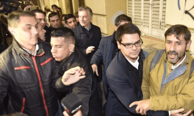 Photo of Incidentes en la cena con Macri en Córdoba