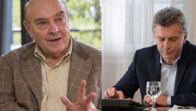 Photo of URGENTE: Macri llamó a Domingo Cavallo para intentar salir de la crisis