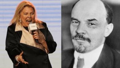 "Photo of Lilita Carrió: ""Nos van a sacar muertos de Olivos"""