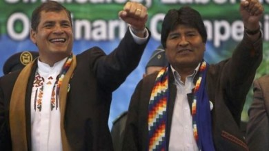 Photo of Rafael Correa denuncia censura a la cadena RT en Ecuador