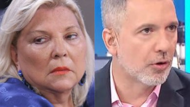 Photo of Pablo Duggan trató a Elisa Carrió de mentirosa