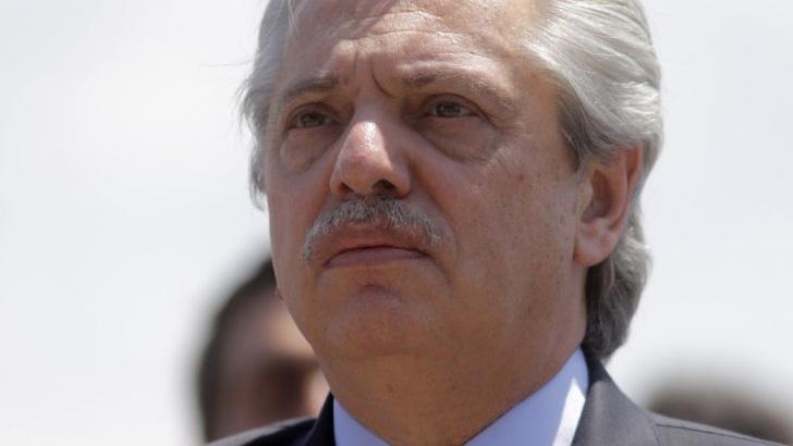 """Photo of Alberto Fernández: """"No entiendo mucho por qué la clase media se enoja"""""""