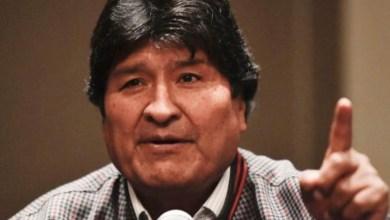 """Photo of Evo Morales: """"Cuanto más nos persiguen, más nos fortalecemos"""""""