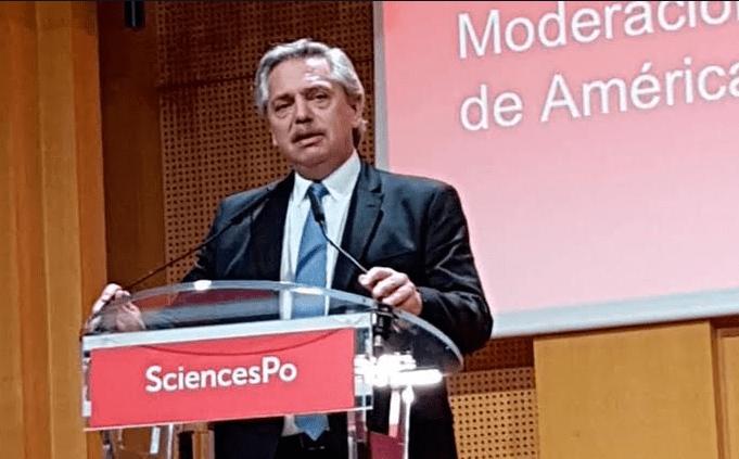 """Photo of Alberto Fernández: """"Voy a mandar una ley que termine con la penalización del aborto''"""