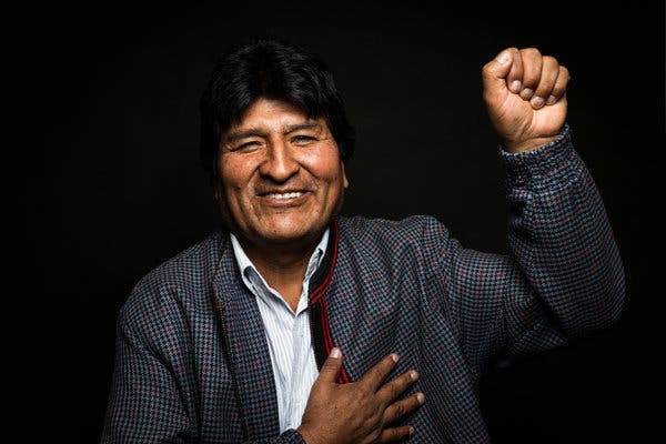 Photo of Evo Morales: viaje a Cuba y lista observada