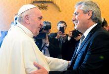"""Photo of El Papa pidió que no se hagan """"esfuerzos insoportables"""" para pagar la deuda"""