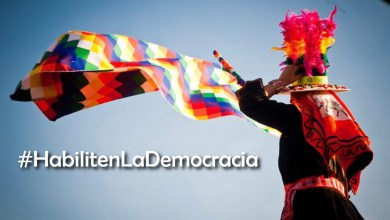 Photo of Lanzan campaña para recuperar la Democracia en Bolivia