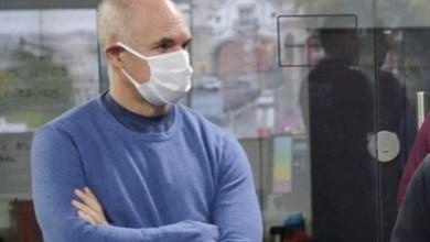 Photo of Denuncian penalmente a Larreta por el sobreprecio en barbijos