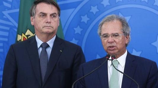 """Photo of """"No queremos convertirnos en una Argentina"""" dijo el ministro de Economía de Bolsonaro"""